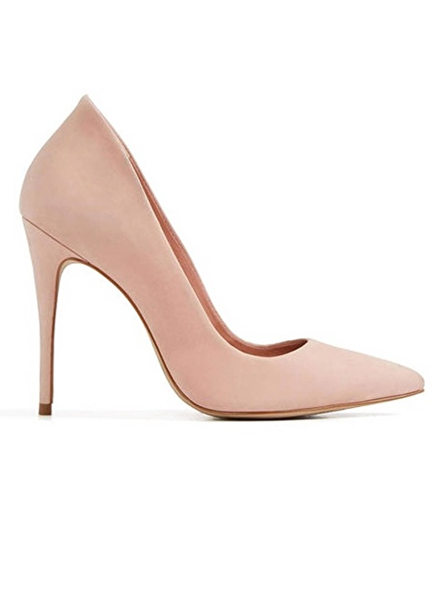 Aldo Deri Stiletto Ayakkabı Pembe